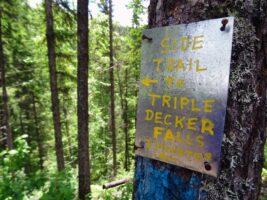 Triple Decker Falls