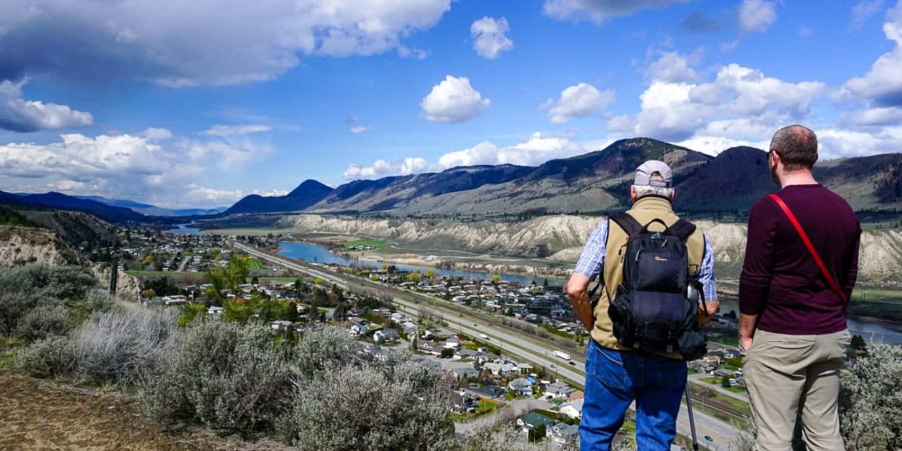 13 Spring Hiking Trails in Kamloops