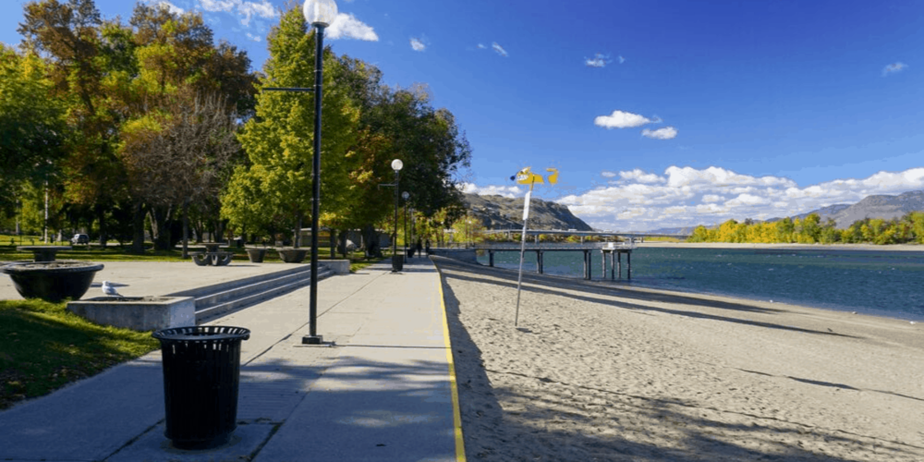 Riverside Park & Waterfront Park