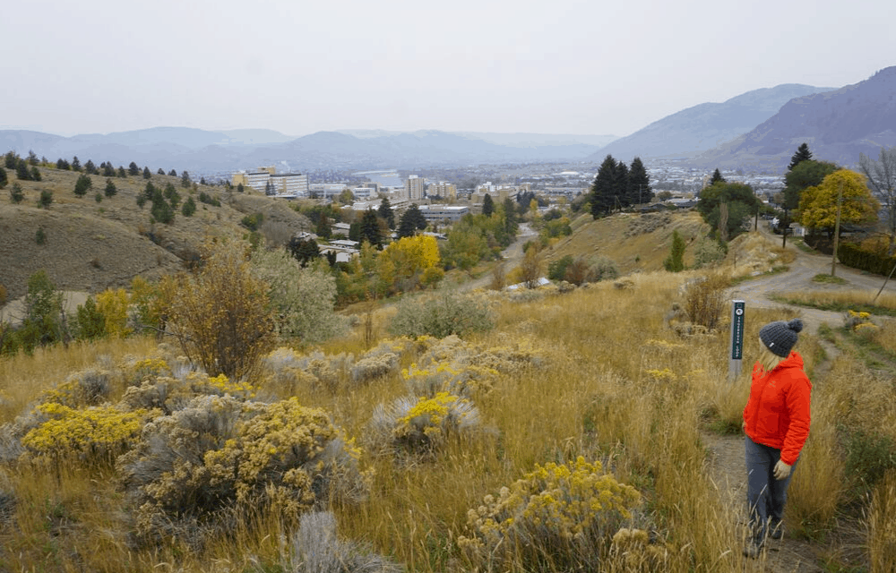 Sagebrush Loop Kamloops