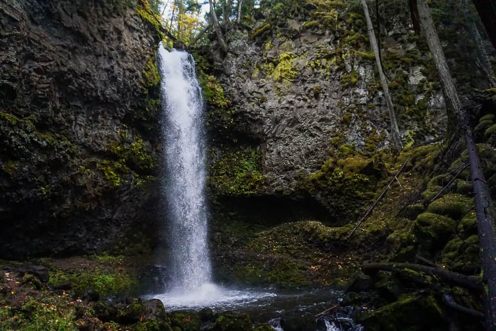 Candle Creek Falls